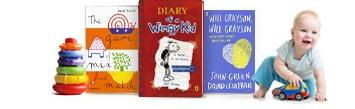 ξενόγλωσσα βιβλία για παιδιά