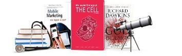 ξενόγλωσσα βιβλία θετικών και τεχνολογικών επιστημών