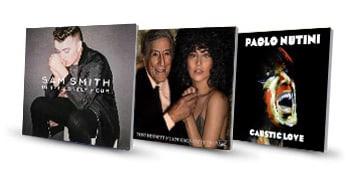 ξένα cd μουσικής