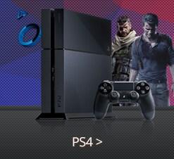 κονσόλες Sony PS4