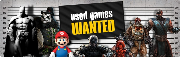 used-games-faq