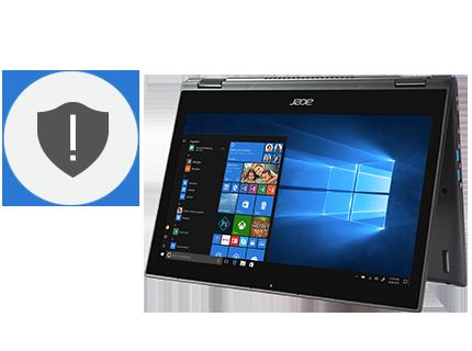 ολοκληρωμένη ασφάλεια με Windows Security