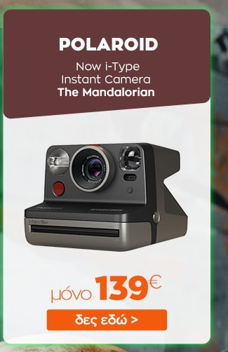 Polaroid Now i‑Type Instant Camera ‑ The Mandalorian