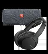 Φορητά ηχεία & Ακουστικά