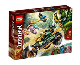 LEGO® Ninjago Lloyds Jungle Cjopper Bike