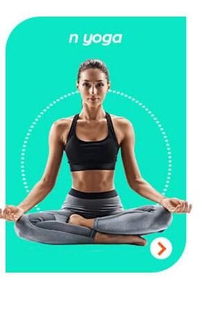 μου αρέσει η yoga